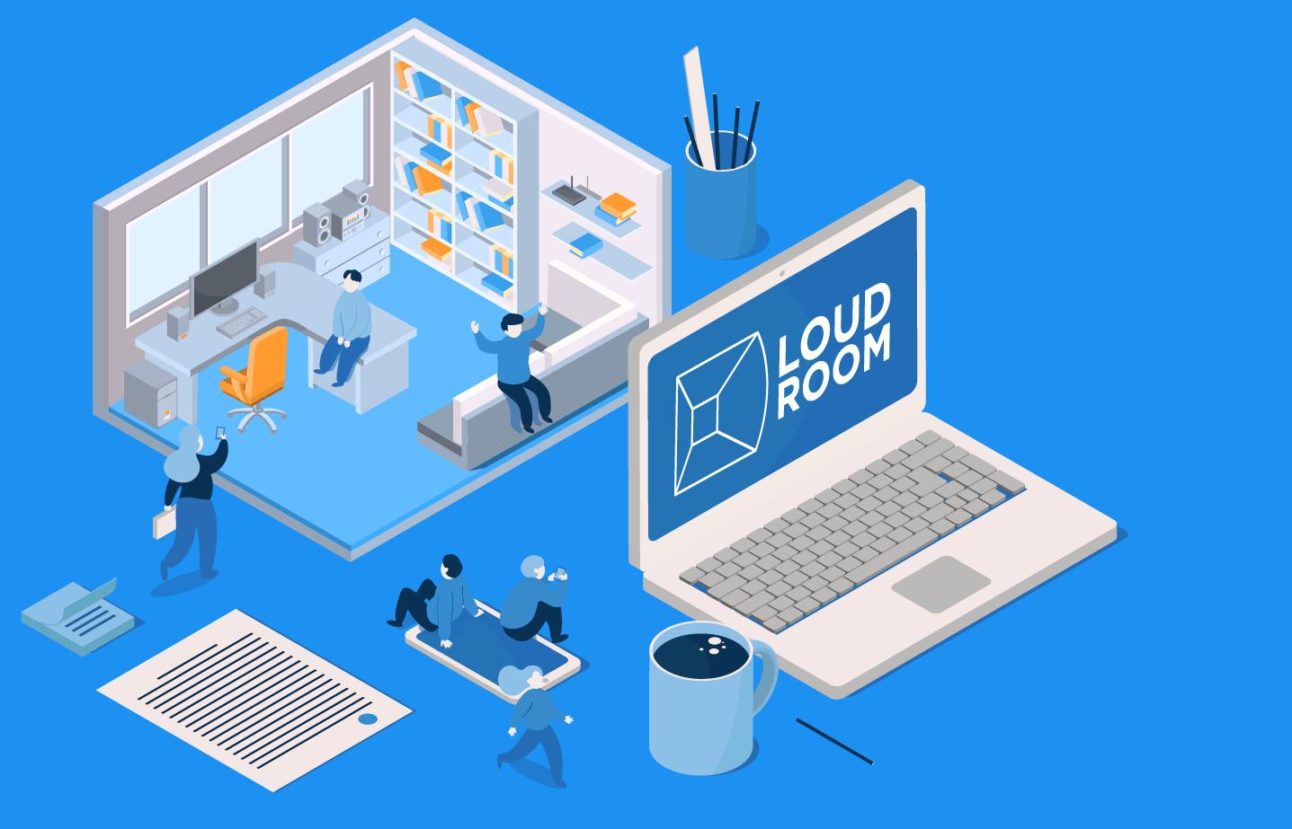computador y oficina
