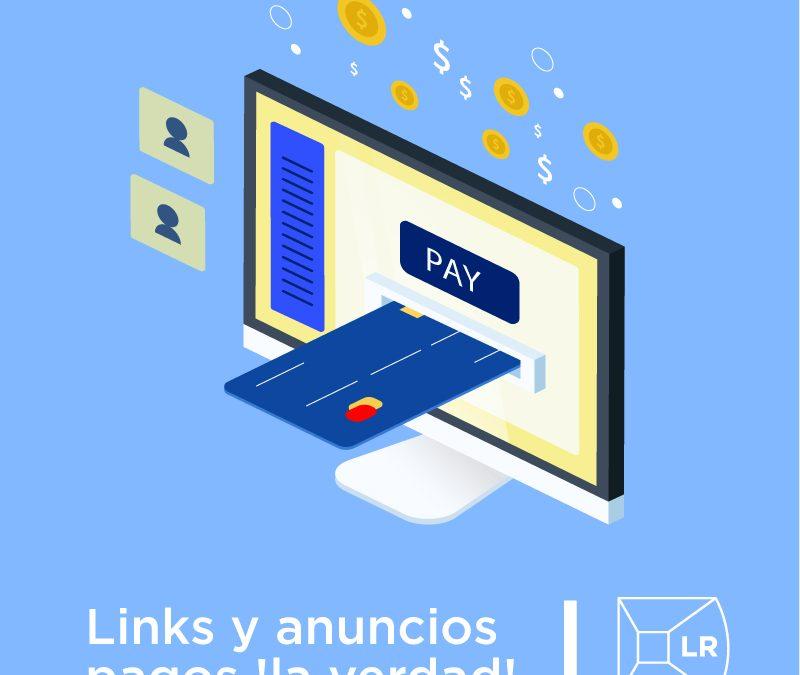 la verdad de los links y anuncios pagos