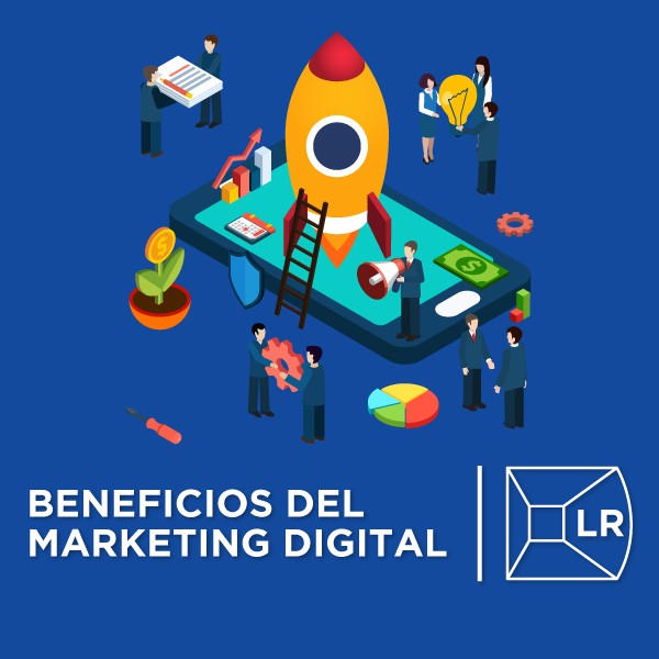 beneficios del marketing digital